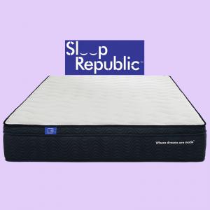SleepRepublic Pocket Spring Mattress